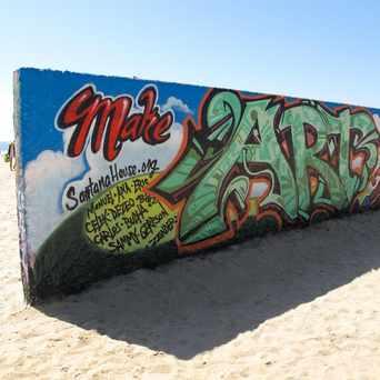 Photo of Venice Public Graffiti Art Walls in Los Angeles