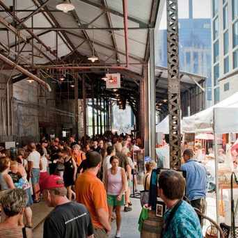 Photo of Mill City Farmers' Market in Minneapolis