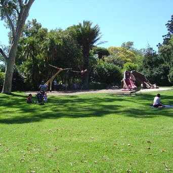 Photo of Fitzroy Gardens in Melbourne