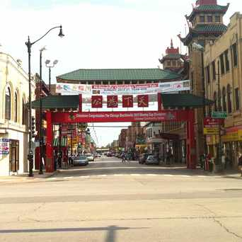 Photo of Wentworth & Cermak in Chicago