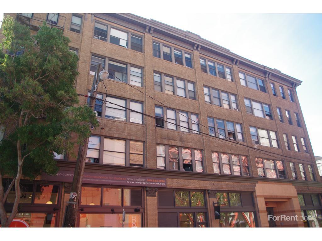 Telegraph Commons Student Housing Apartments Berkeley Ca Walk Score