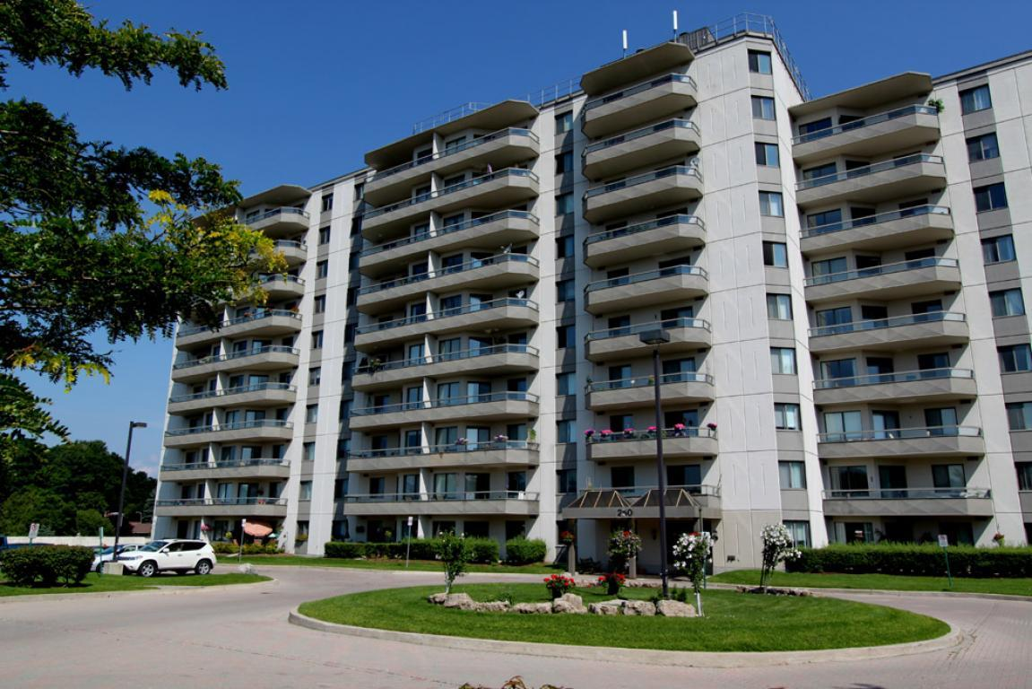 Country Hill Drive Kitchener Apartments