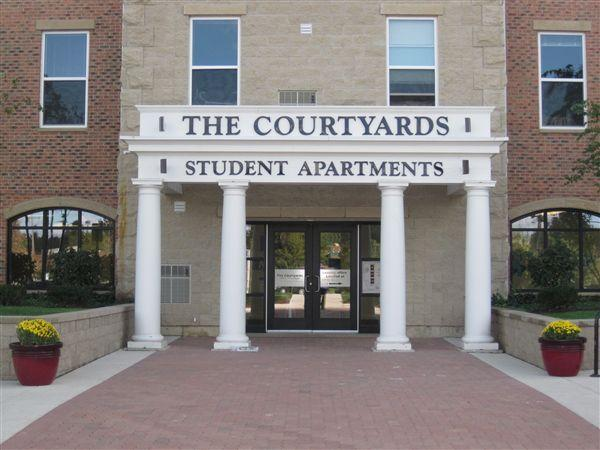 The Courtyards Apartments, Ann Arbor MI - Walk Score