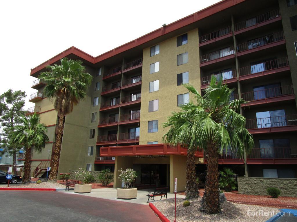 Park Terrace Apartments Las Vegas Nv