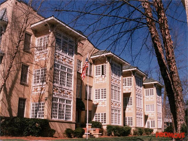 Highland Club Apartments, Atlanta GA - Walk Score