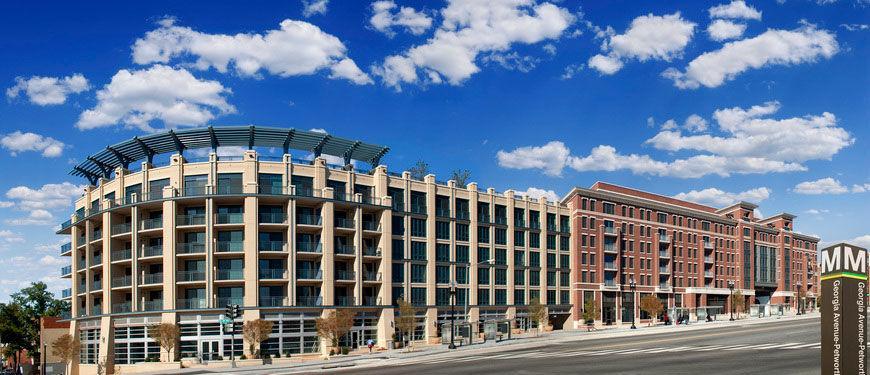 Park Place at Petworth Metro Apartments photo #1