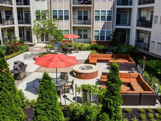 The Pointe At West Chester Apartments West Chester Pa