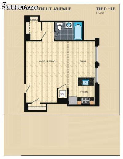 Amazing One BR, One BA For Rent photo #1