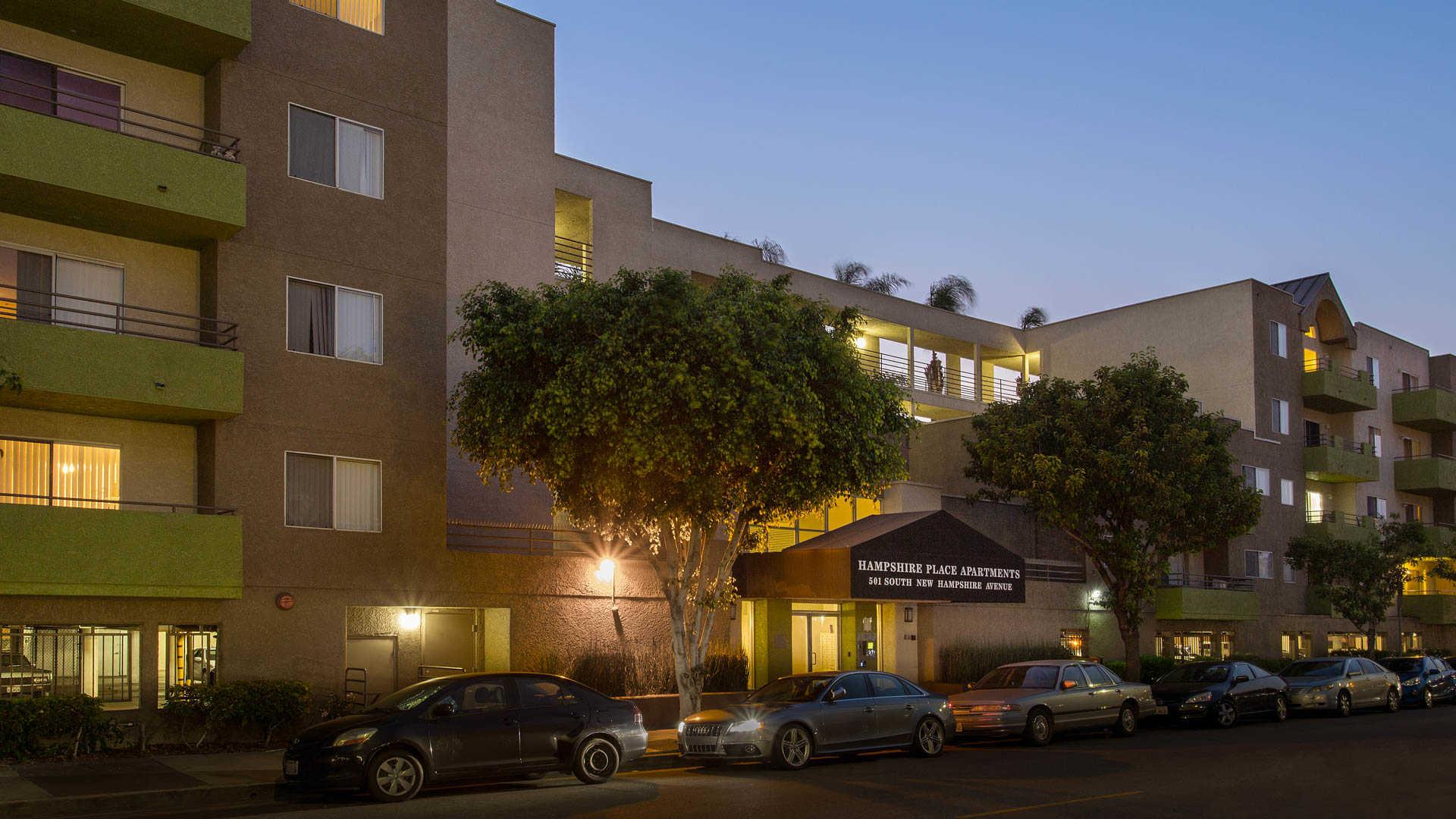 Hampshire Place Apartments Los Angeles Ca