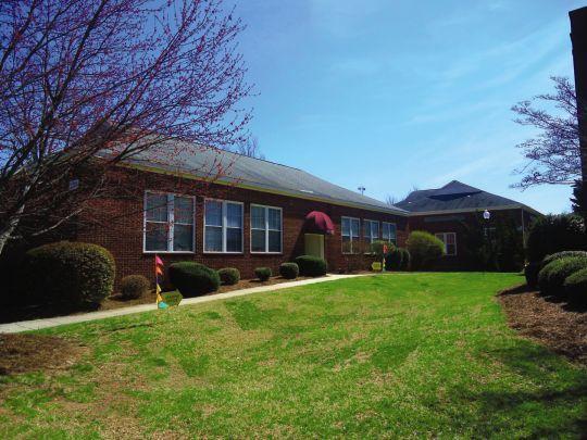 The School at Spring Garden Spartan Place Apartments Greensboro