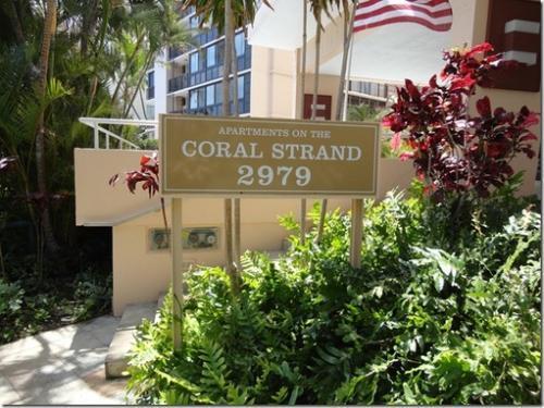 2979 Kalakaua Ave 203 Coral Strand Apartments Photo #1