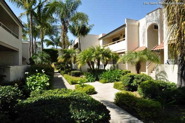 Hourglass Park Apartments San Diego
