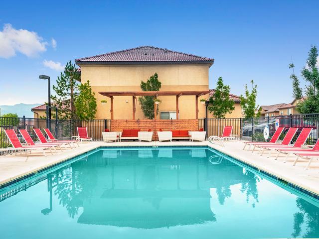 Resort At Sandia Village Apartments photo #1