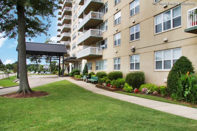 Lafayette Towers Apartments, Norfolk VA