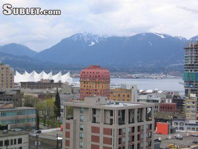 Downtown Vancouver British Columbia photo #1