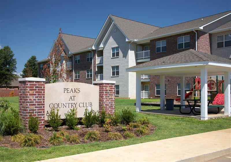 Country Club Apartments North Little Rock Ar