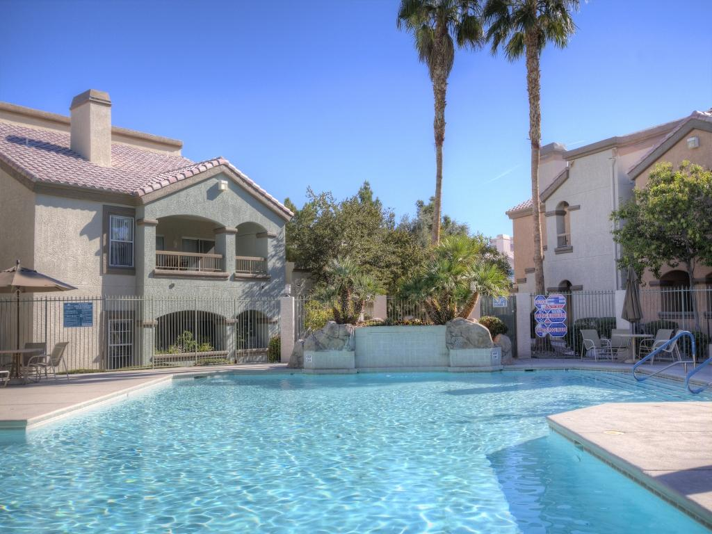 Estancia Apartments, Las Vegas NV - Walk Score