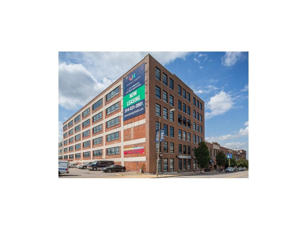 City Lofts on Laclede Apartments photo #1