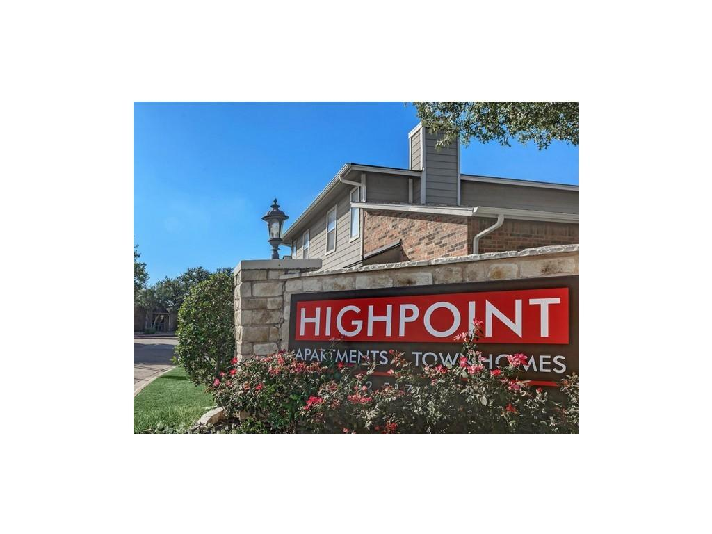 highpoint apartments and townhomes, plano tx - walk score