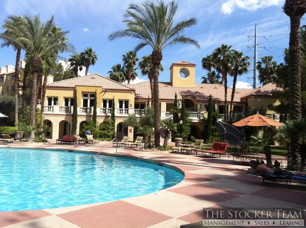 Resort Living at The Meridian (Fully Furnished) - Two BR photo #1