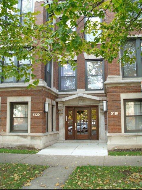 5118 S. Greenwood Apartments photo #1