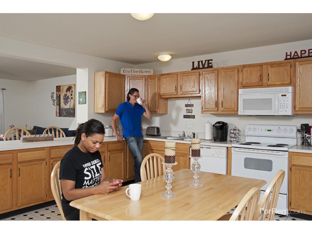 Copper Beech Townhomes Apartments Mount Pleasant MI Walk Score