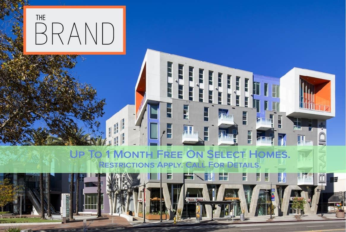 The Brand Apartments photo #1