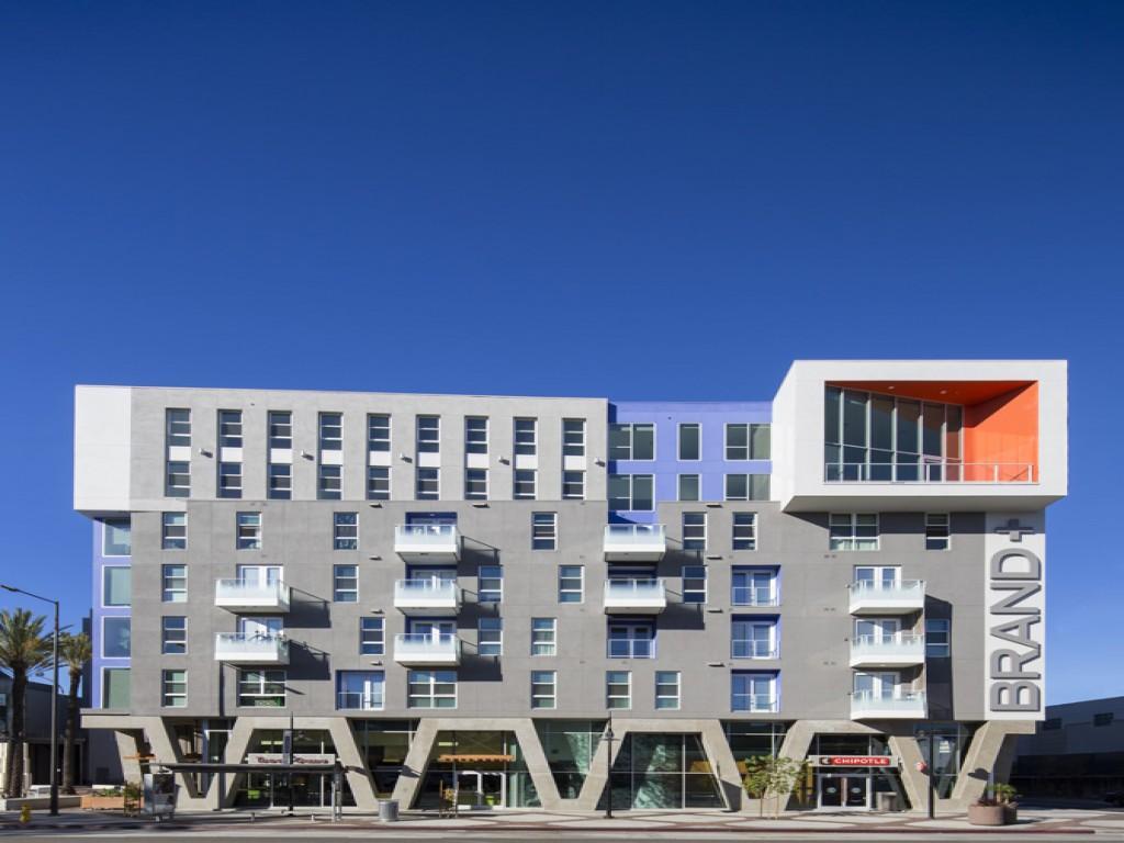The Brand Apartments Glendale Ca Walk Score