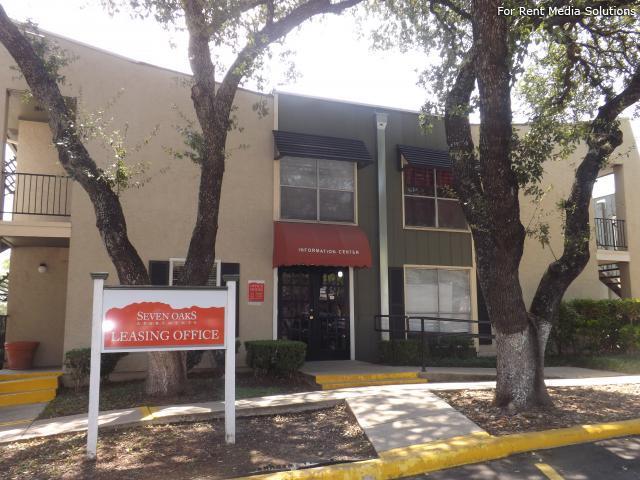 Seven Oaks Apartments San Antonio Tx Walk Score