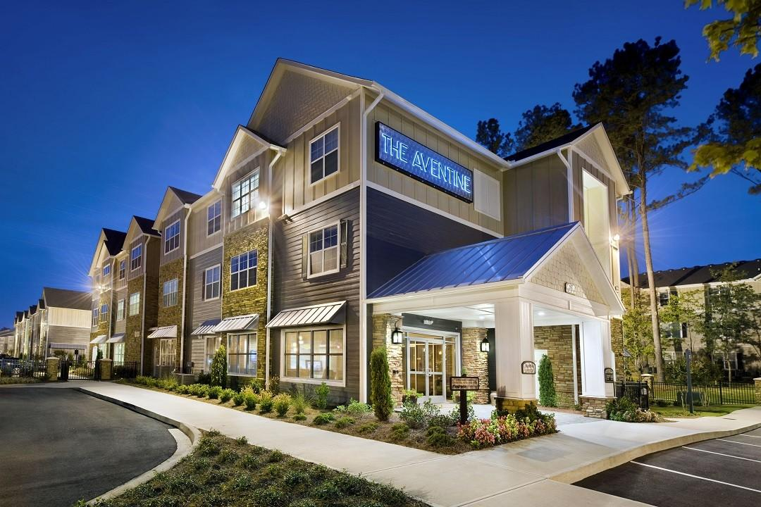 The Aventine Greenville Apartments photo #1
