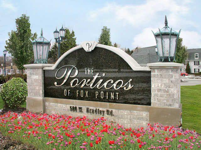 The Porticos of Fox Point Apartments photo #1