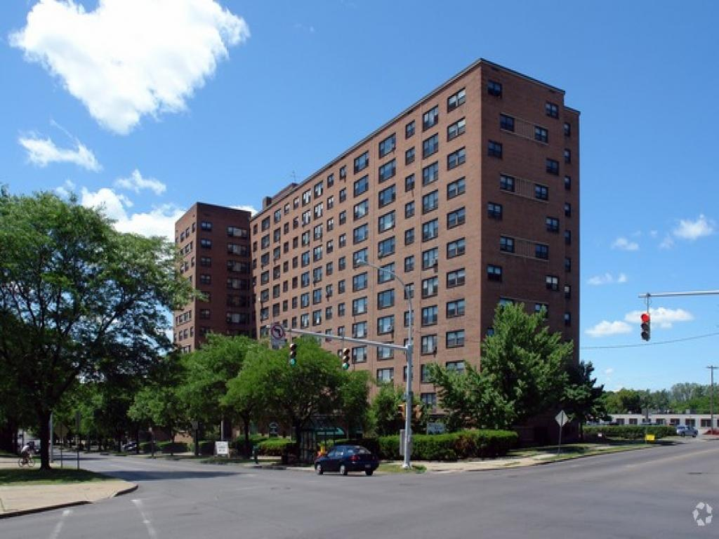 Skyline Apartments, Syracuse NY - Walk Score
