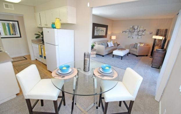 from 1 175 for a one bedroom to a 1 895 three bedroom apartments