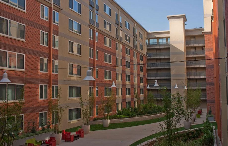 University Gateway Apartments Los Angeles Ca Walk Score