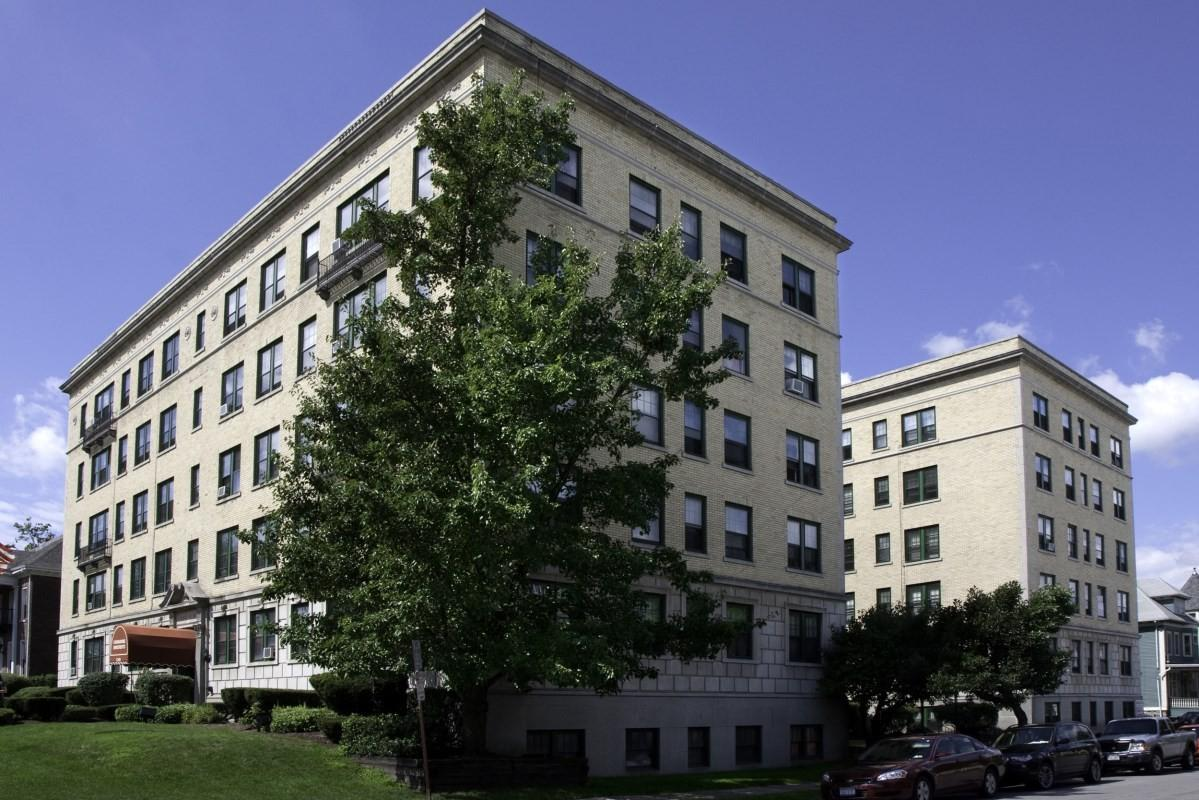 The Commodore and Sherwood Apartments