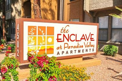 The Enclave at Paradise Valley Apartments photo #1