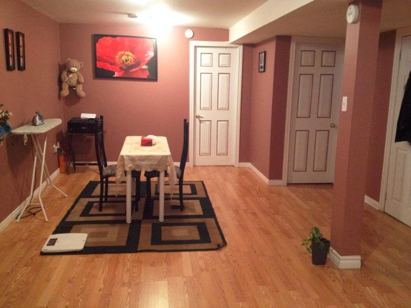 Bed Room Ray Lawson Apartment For Rent Basement