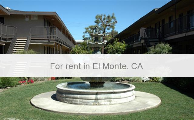 Apartment at El Monte photo #1
