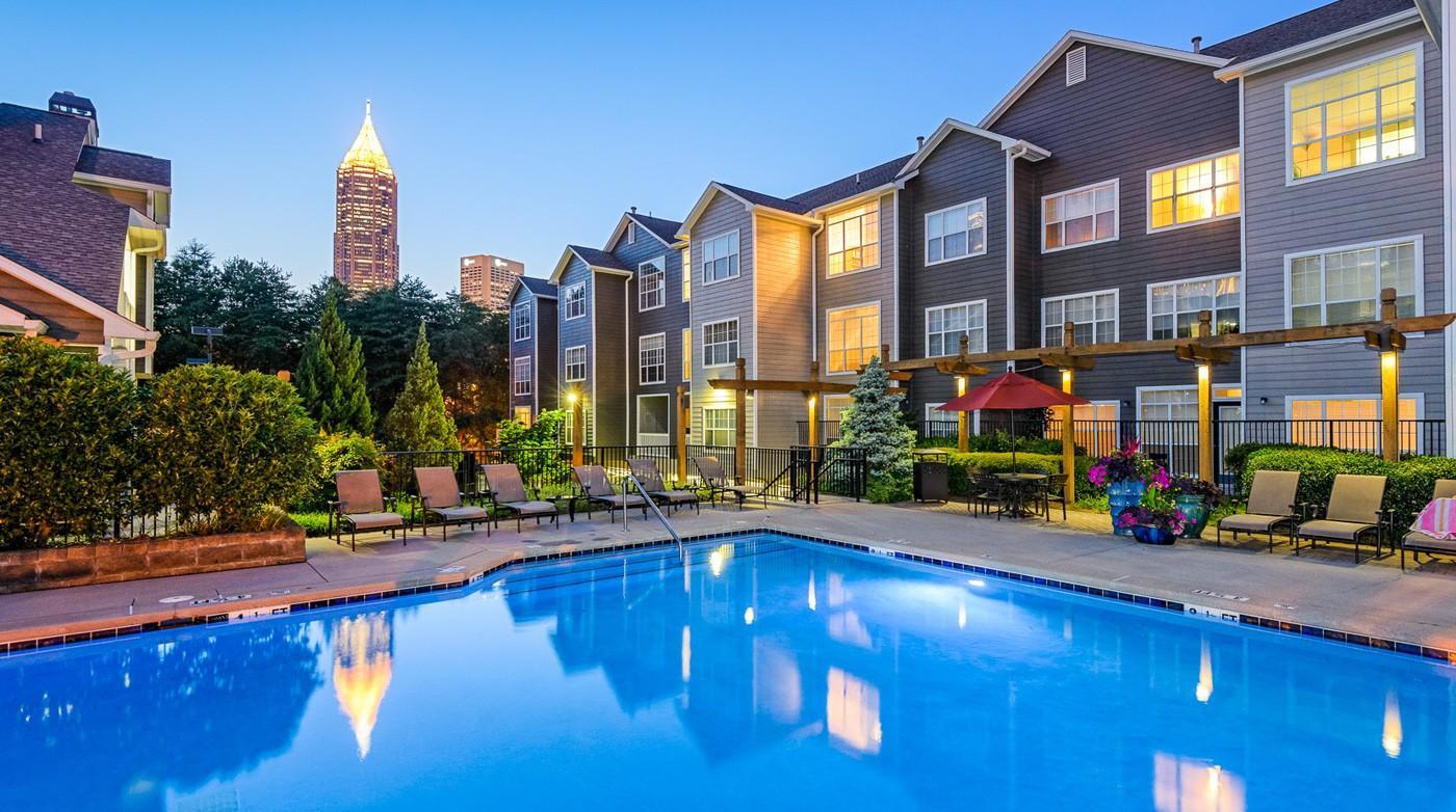Prato At Midtown Apartments Atlanta Ga Walk Score