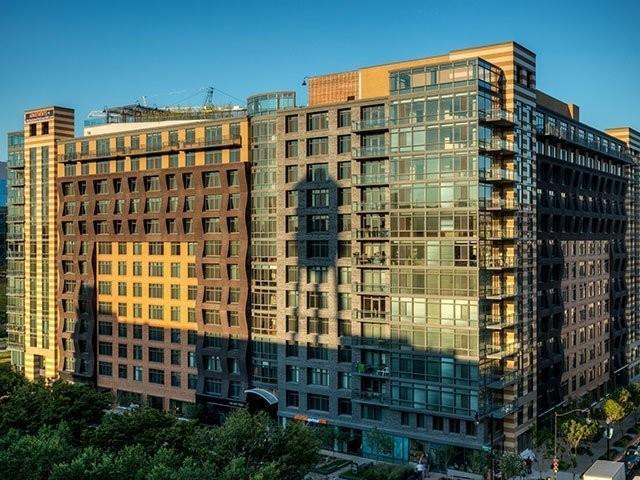 Archstone First M Apartments Washington D C Dc Walk