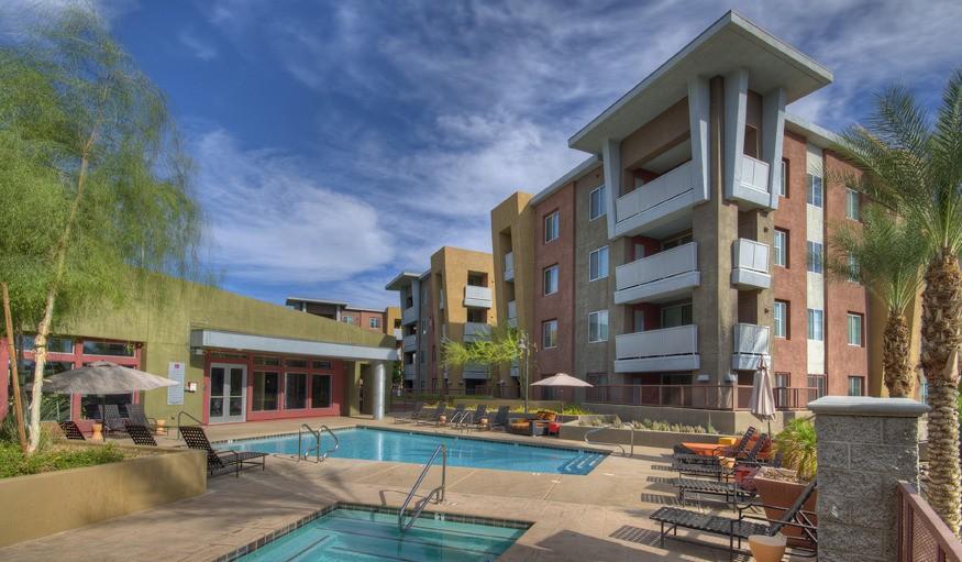 Camden Sotelo Apartments photo #1