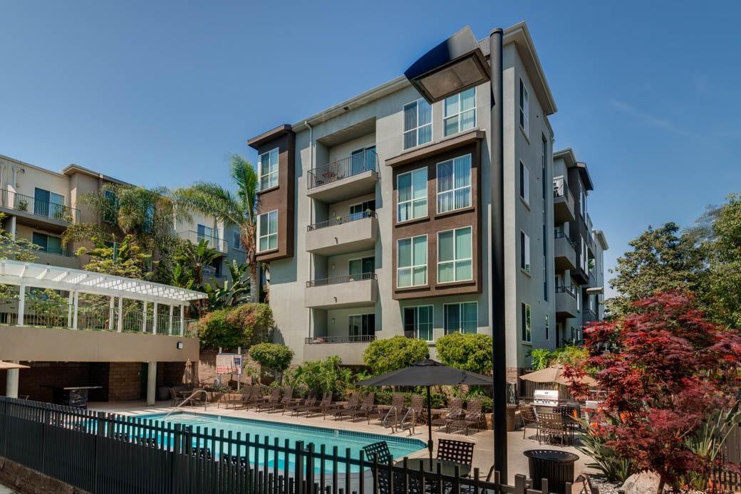Fountain Park Apartments Playa Vista