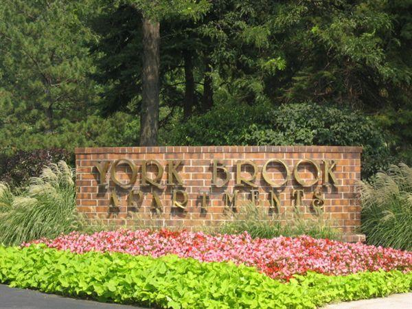 York Brook Apartments photo #1