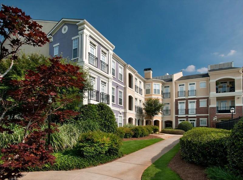 AMLI at Milton Park Apartments photo #1