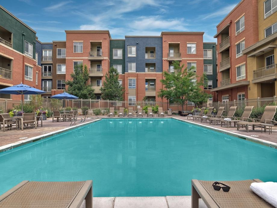 Camden Belleview Station Apartments photo #1