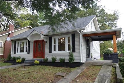 House for rent in East Nashville