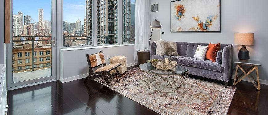 Parc Huron Apartments Chicago Il Walk Score