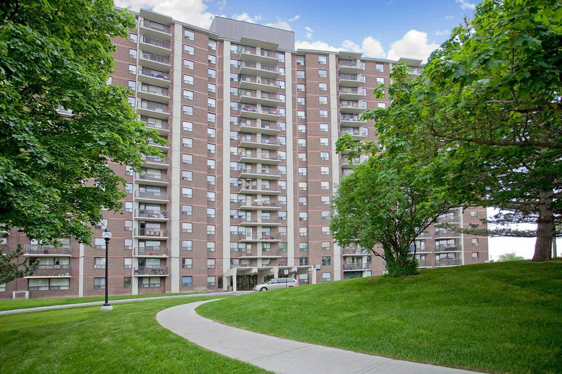 Scarborough Golf Apartments, Toronto ON - Walk Score