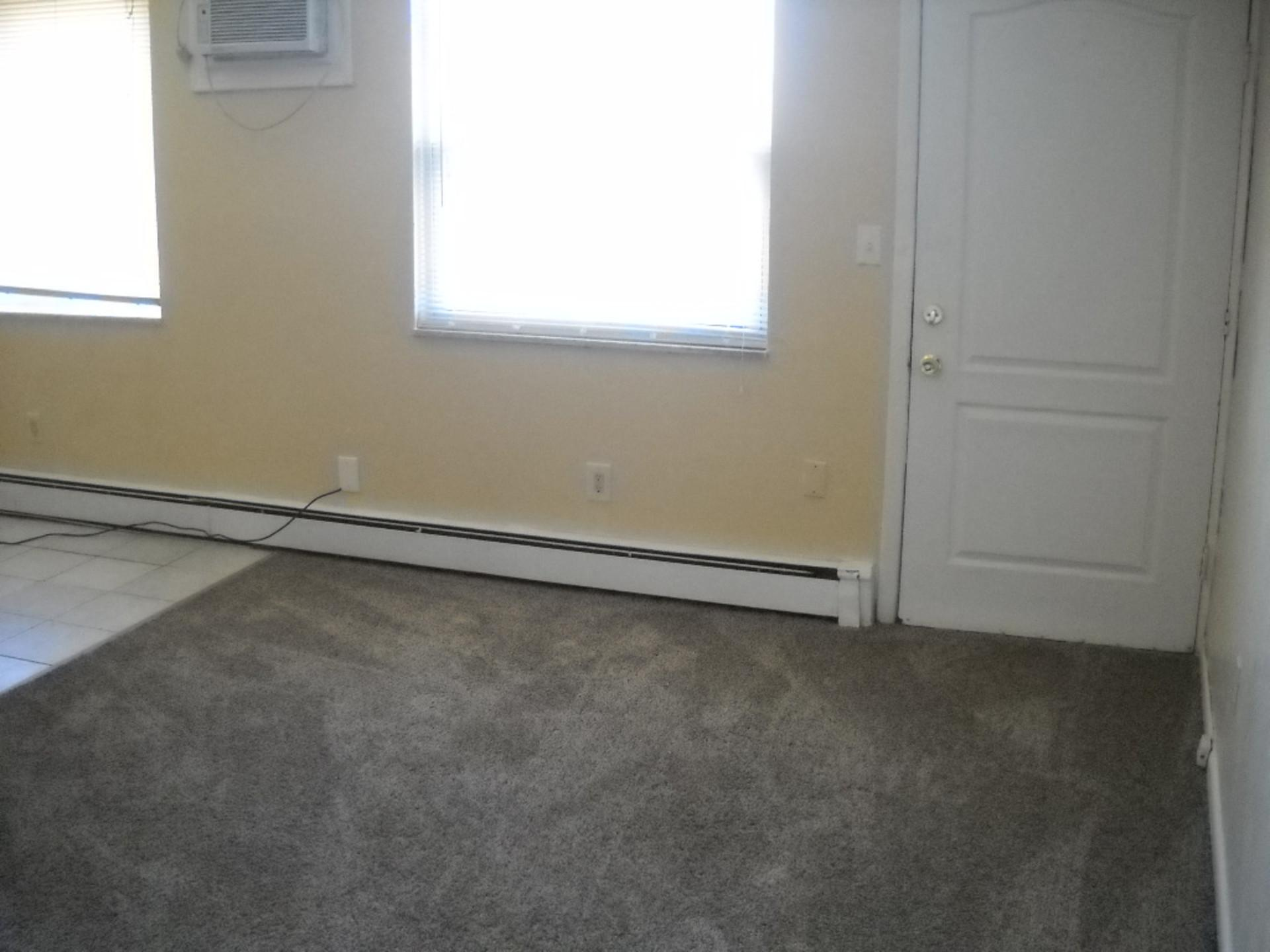 2nd floor One BR apartment for rent on Third Street just west of Smithville