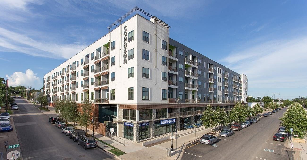 1000 E 5th Street Apartments Austin Tx Walk Score